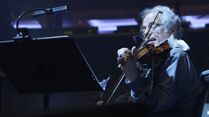 Still from Itzhak