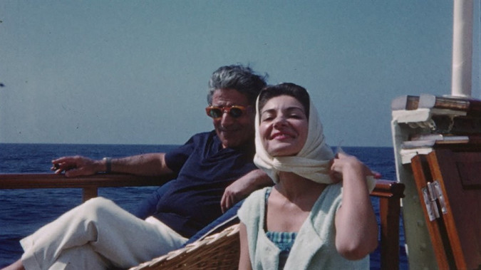 Still from Maria by Callas