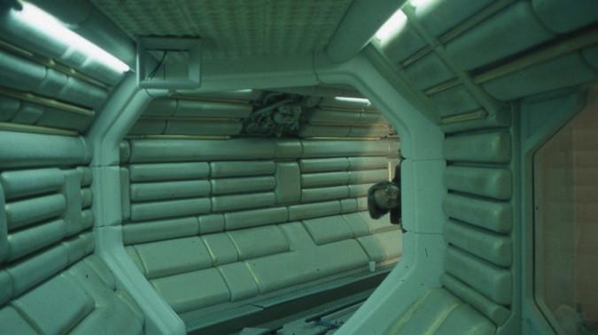 Still from Memory - The Origins of Alien