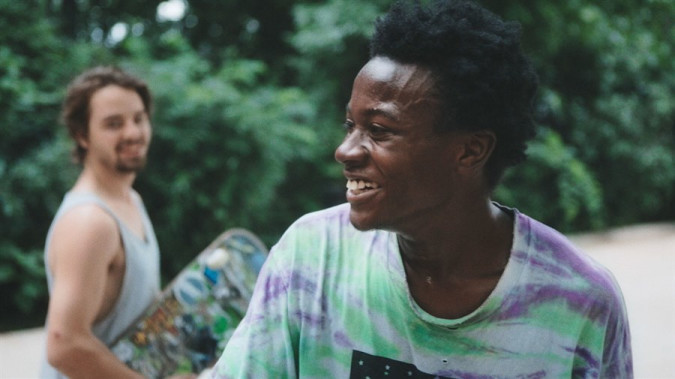 Still from Minding the Gap