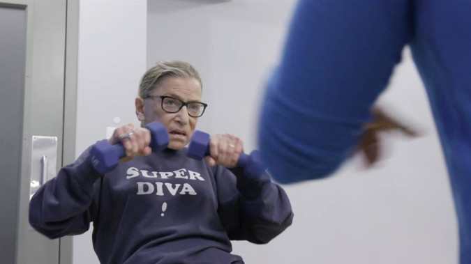Still from 2019 Oscars Spotlight: RBG