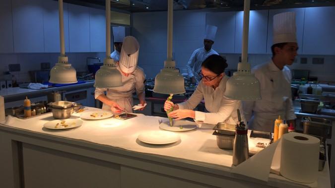 Still from The Heat: A Kitchen (R)evolution