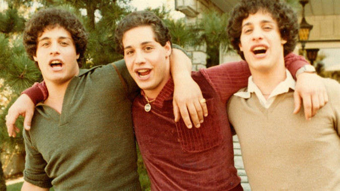 Still from Three Identical Strangers