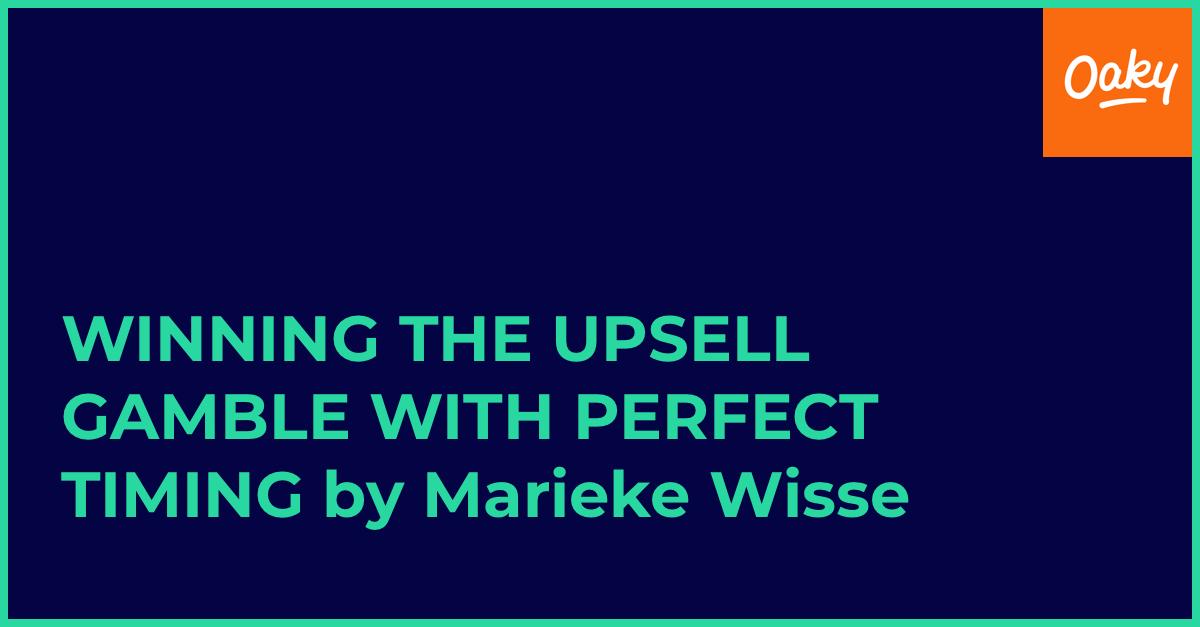 Gagner le jeu de l'up-selling pré-séjour avec un timing parfait