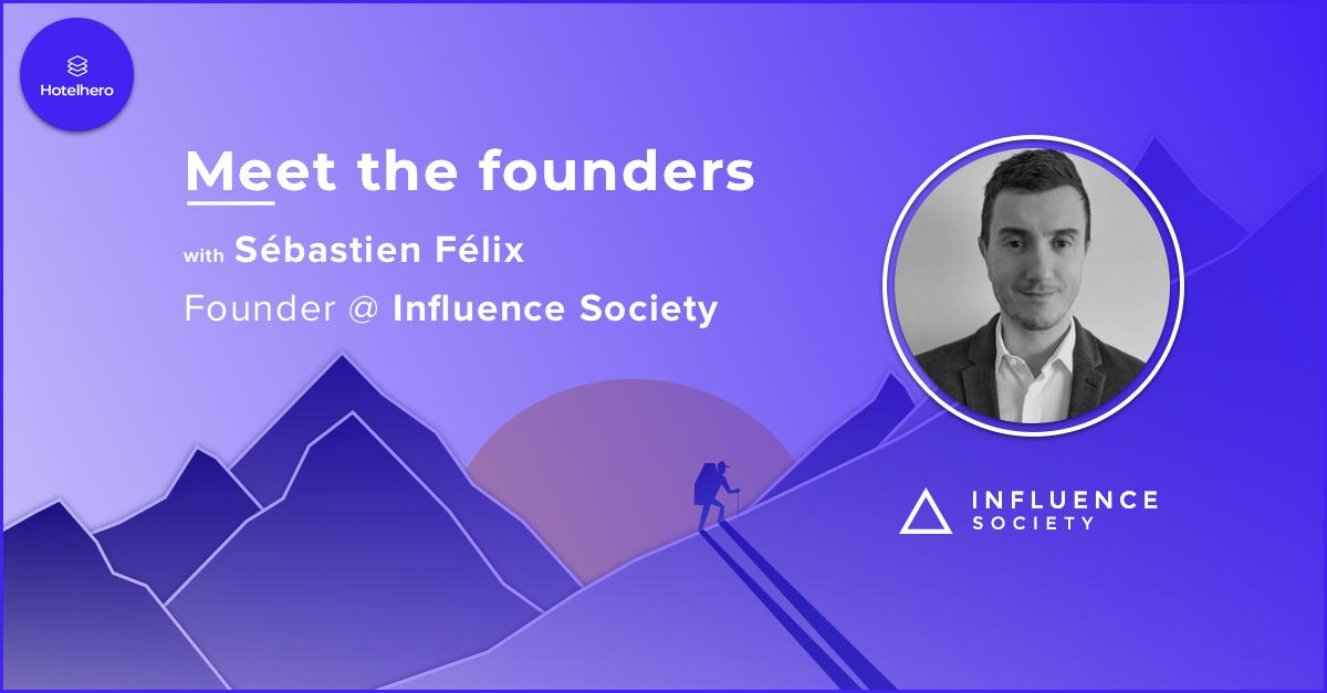 Increasing hotel revenue through storytelling, meet Sébastien Félix