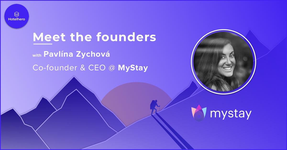 Le parcours client digital pour les opérateurs d'hôtels et de locations de vacances indépendants, voici Pavlína Zychová