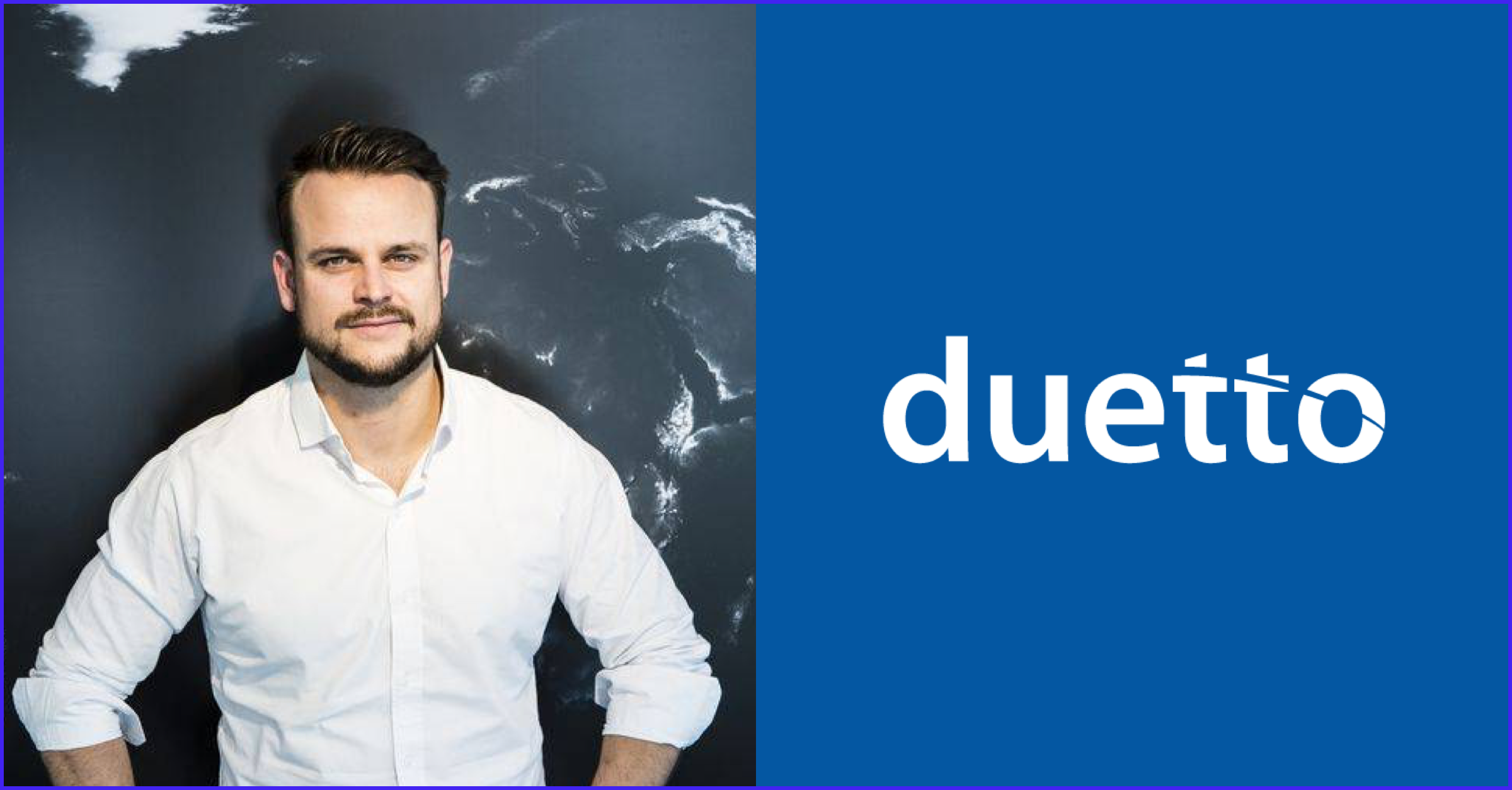 Duetto appoints Michael Schäffner as vice president of sales EMEA