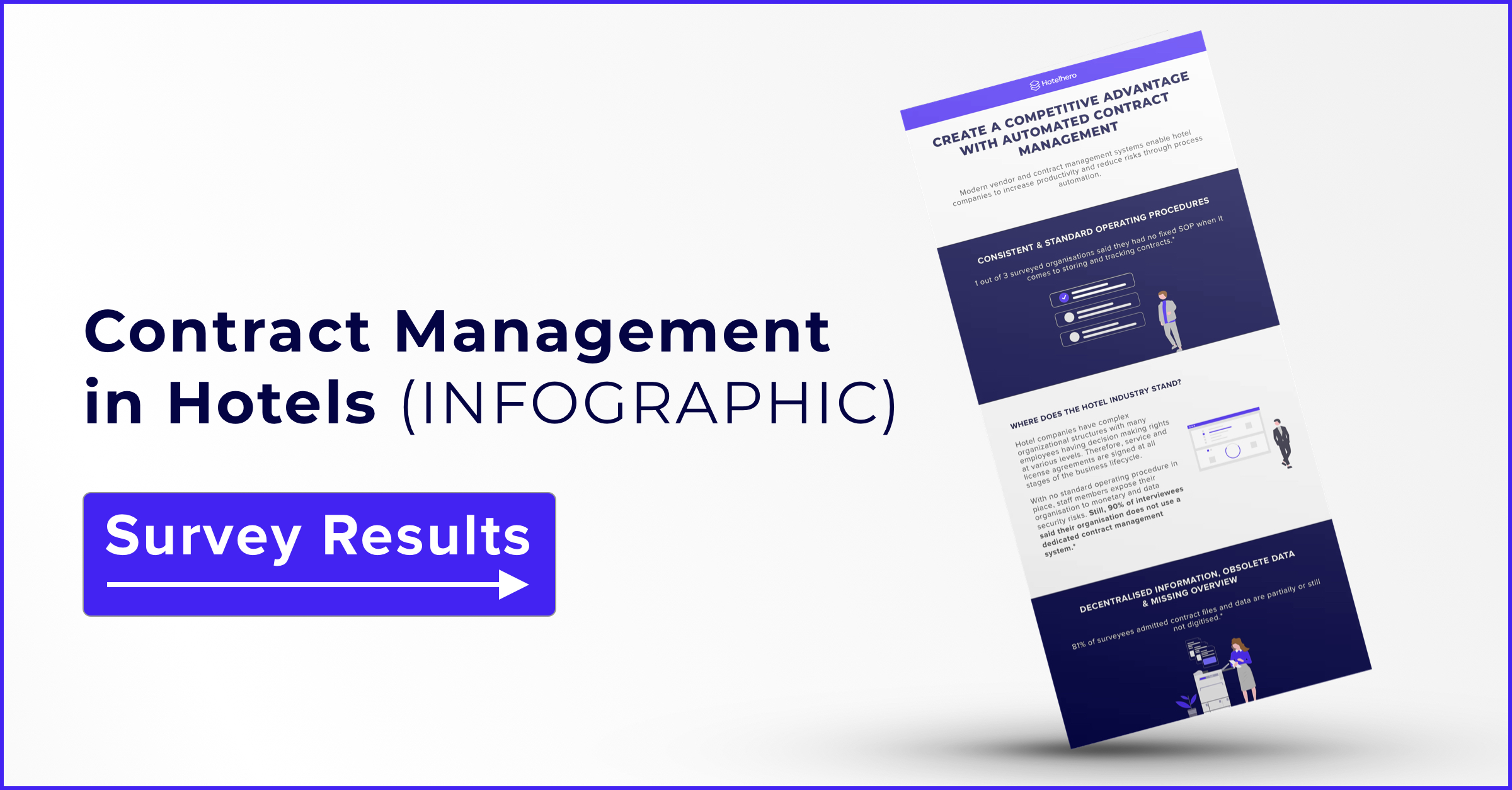 Digital Contract Management in Hotels (INFOGRAPHIC)