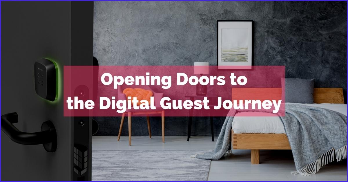 Ouvrir les portes du parcours client numérique