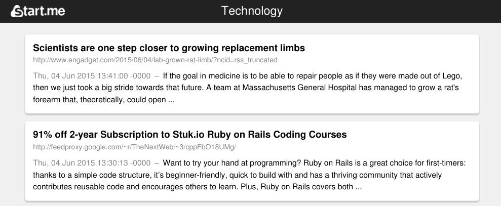 RSS feed for http://www.start.me/p/3yN7DV/technology page