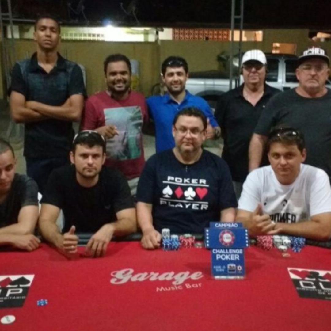 Challenge Poker Alegre - Parceria Vivalviar 1