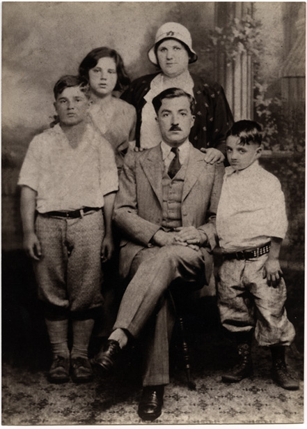 Salah Family