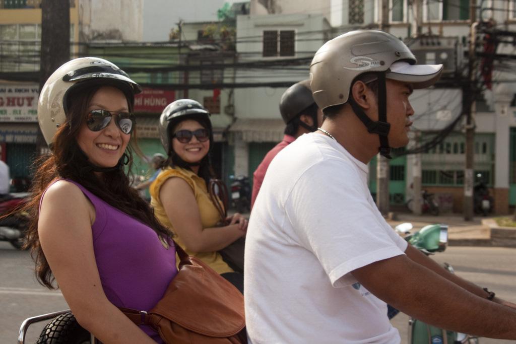 Vespa Tour Saigon
