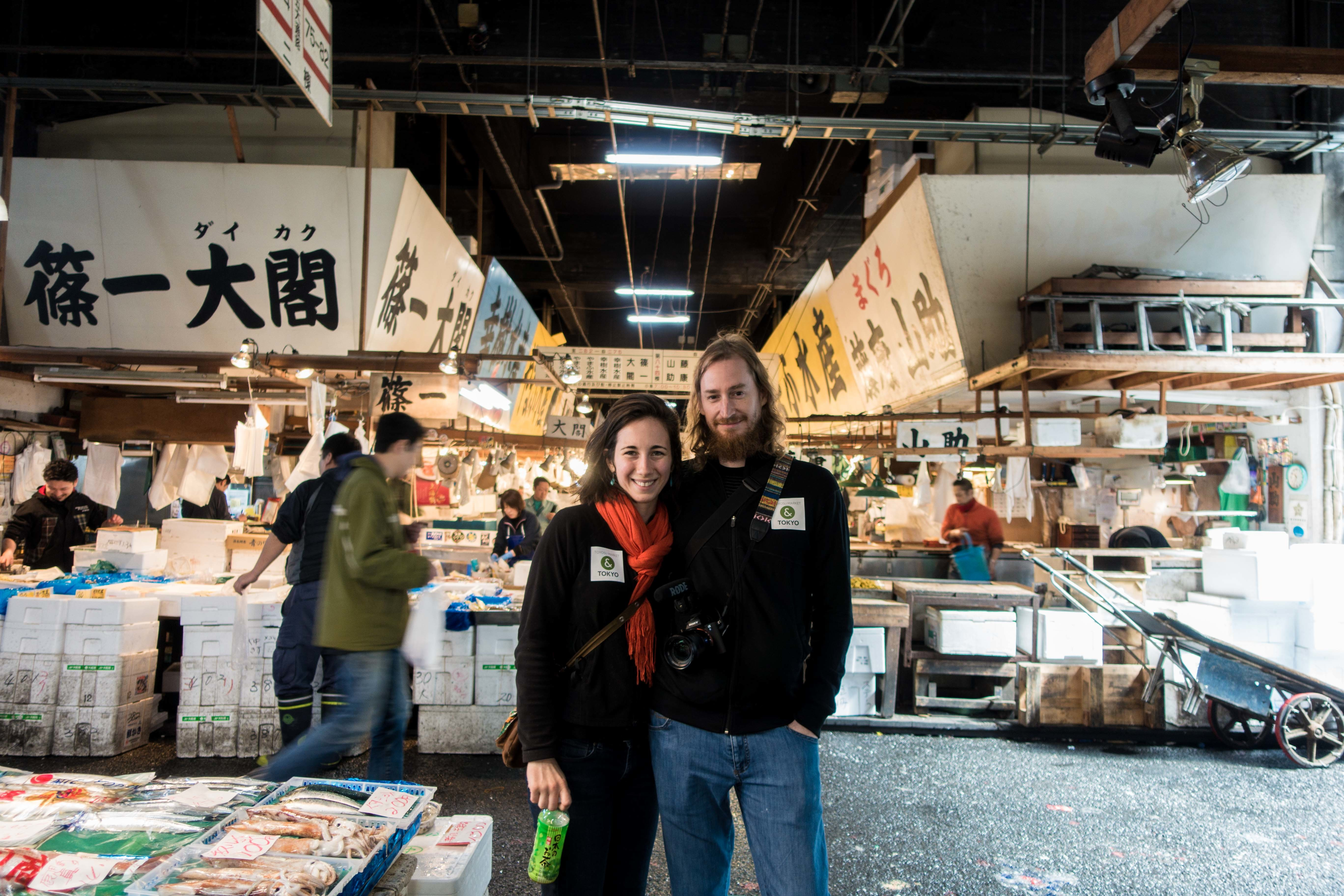 Nice little morning trip  Review of The Tsukiji Market
