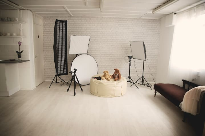 Agnes Forrai Photography - Studio