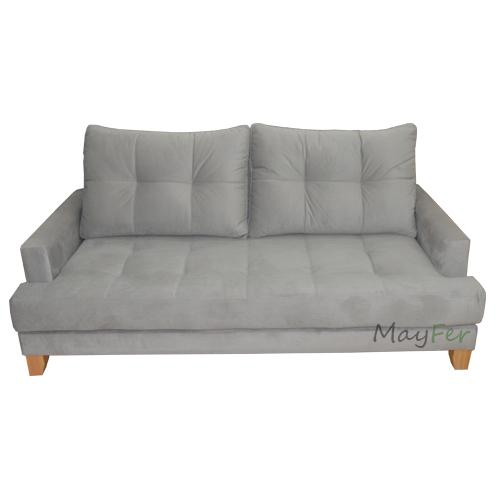 Sofa Recto con tirones