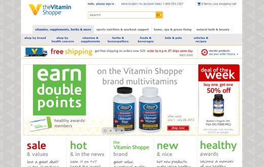 Secaucus, NJ – Vitamin Shoppe announced it had completed the sale of Nutri-Force, its manufacturing business, for approximately $15 million, during its first quarter earnings call. The buyer is Arizona Nutritional Supplements (ANS), a contract and private label manufacturer of vitamins, minerals and supplements located in Chandler, AZ. The Vitamin Shoppe has a long-term [ ].