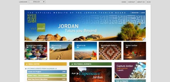 طراحی سایت گردشگری