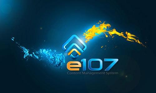 طراحی سایت e107