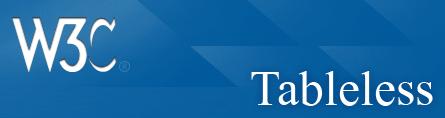 طراحی سایت با یهر tableless