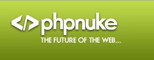 طراحی سایت نیوک phpnuke
