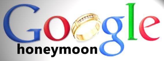 ماه عسل گوگل