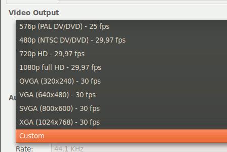 آموزش کم کردن حجم فایل ویدیویی در لینوکس اوبونتو