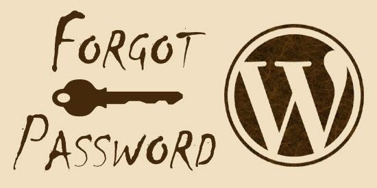 بازیابی رمز وردپرس از طریق پایگاه داده