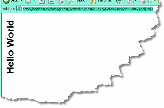 آموزش عمودی نوشتن متن در Html