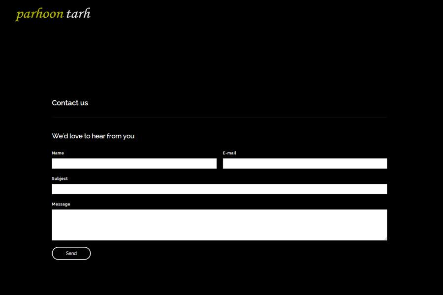 طراحی سایت شرکت گرافیکی