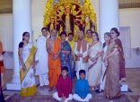 Ray Barir Durga Puja Behala