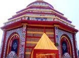 Park Circus Sarbojanin Durgotsab Organised By Uddipani