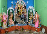 Domkal Kuthi Sarbojonin Durga Puja