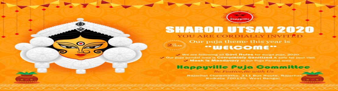 Happyville Puja Committee