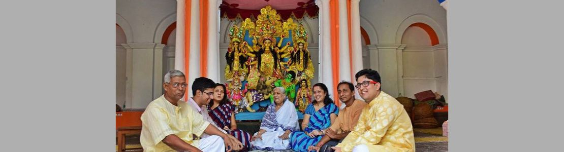 Zamindar Dutta Chaudhury Family Durga Puja