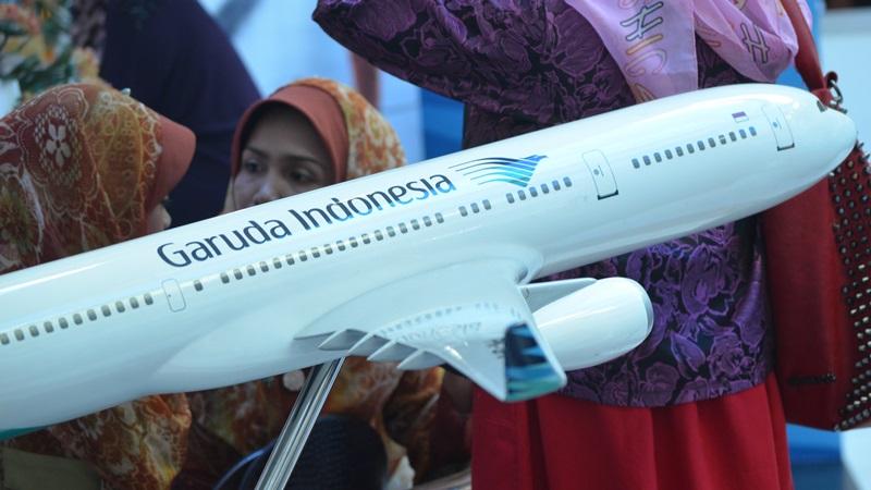 Maskapai Garuda Indonesia Berhasil Menyabet Annual Report Award 2016