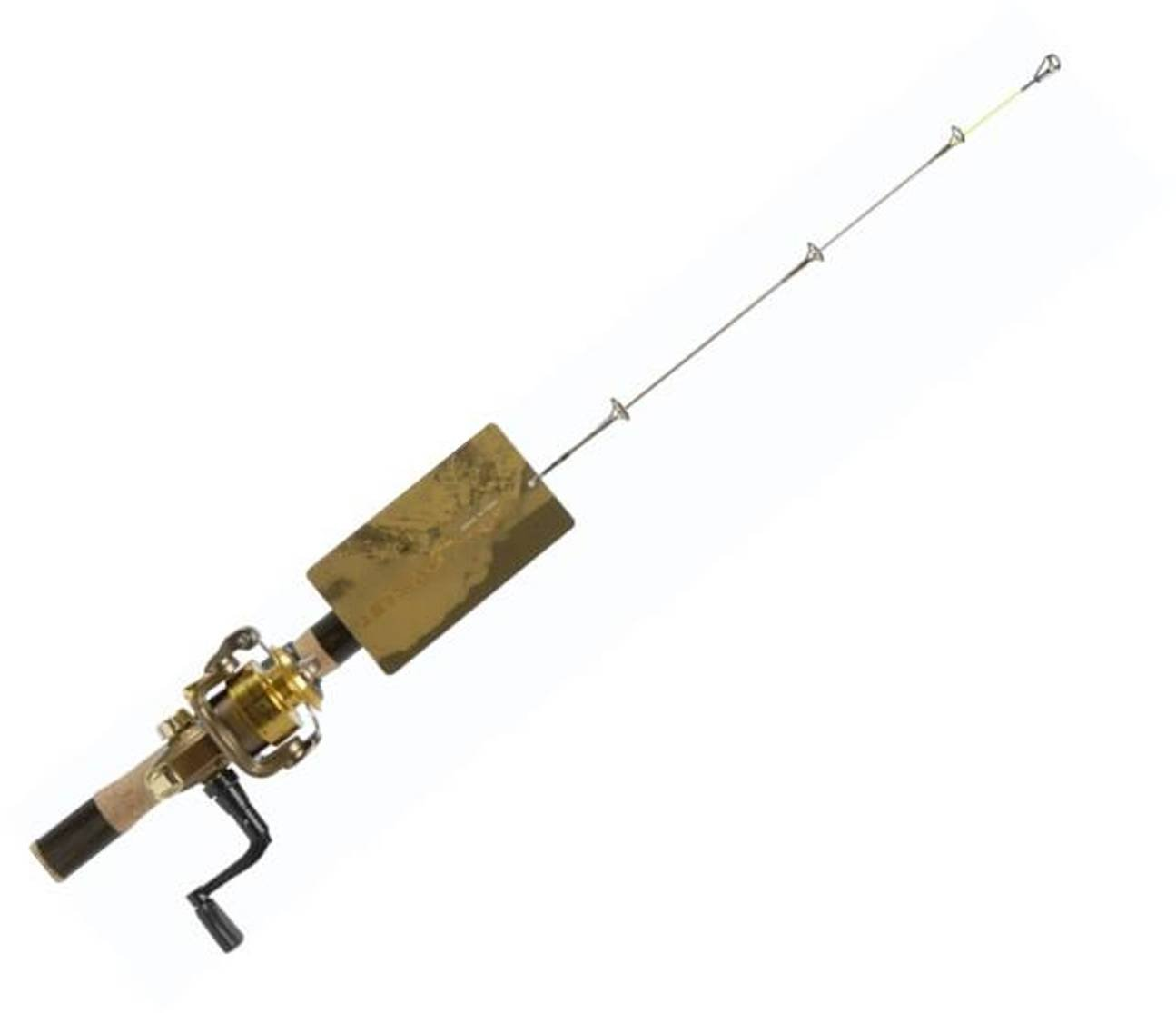 Ice fishing poles expert advice on choosing with video for Ice fishing poles