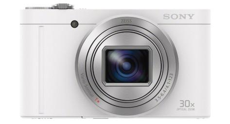 PreOrder – SONY DSC-WX500 Putih Kamera Pocket