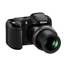 Nikon Coolpix L 340 Black Kamera