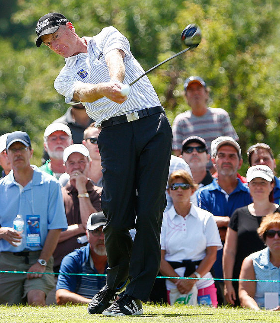 Furyk in line for third RBC Canadian Open title