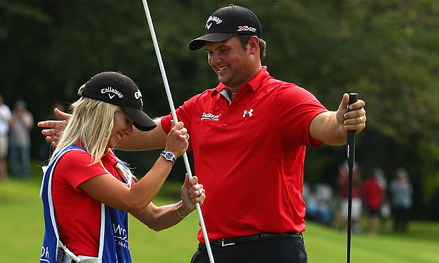 Reed's Wife And Former Caddie
