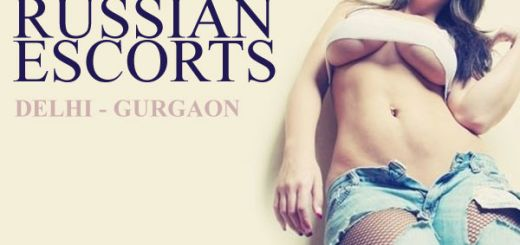 Russian Escorts in South Delhi