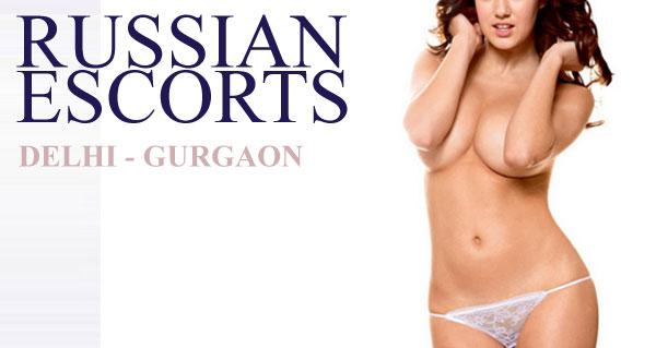 Russian Escorts in Gurgaon