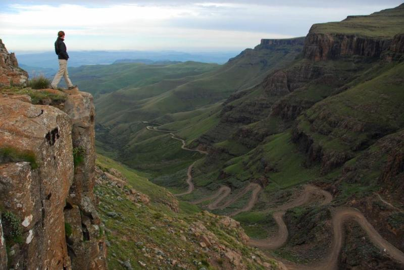 Sani Pass Durban - of the beaten track