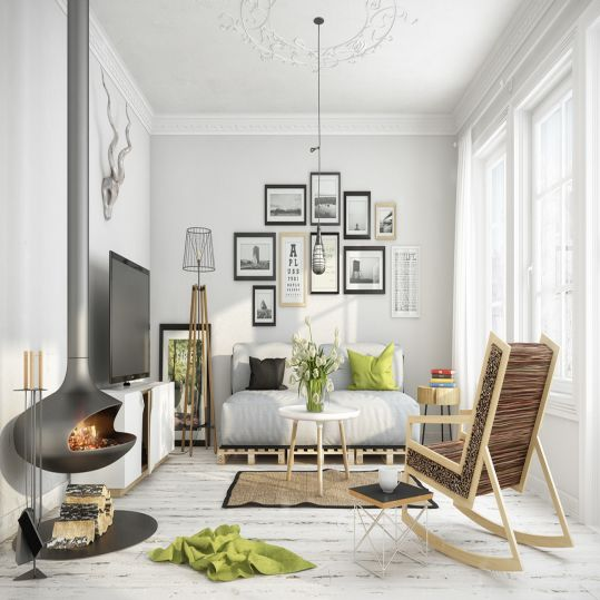 Home-Living with Minimalist-Scandinavian Interior Design | SARAÈ Blog