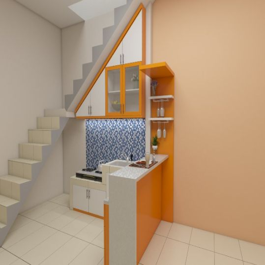 How to Use the Down-stair Space Effectively | SARAÈ Blog