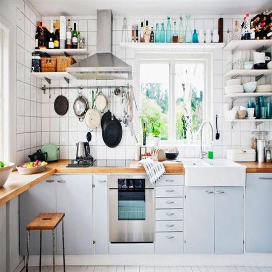 Tips: Mensiasati Dapur agar Tetap Bersih dan Tertata | SARAÈ Blog