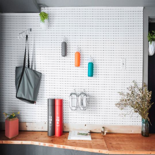 More Organize & Stylist with Pegboard | SARAÈ Blog