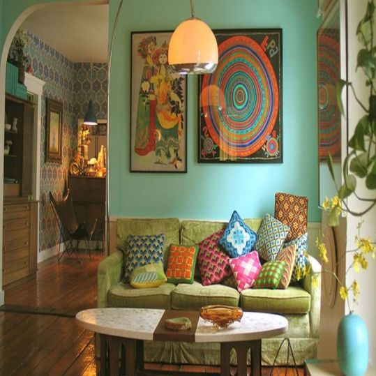 Artistic Bohemian Style for Home Living | SARAÈ Blog