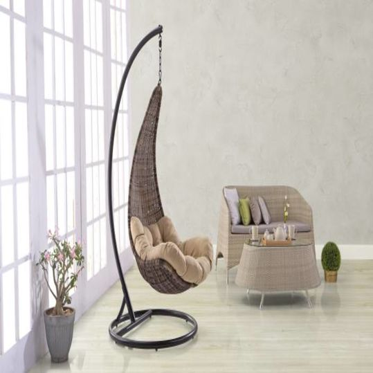 Unique Rattan Hanging Swing | SARAÈ Blog